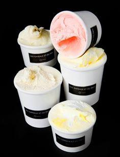 Eat de l'été 2014 : les #glaces et #sorbets de Toqués #DesGateauxEtDuPain #ClaireDamon