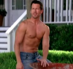 James Denton, my favorite desperate househusband.