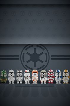 Some great iphone wallpapers. Star Wars and horror!! A new wallpaper for you fine folks. Enjoy!