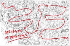 Creating A Crowd Scene - Mad Blog