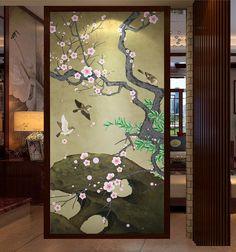 3d Wallpaper Decor, Deco Cafe, Creative Walls, Pink Room, Old Paintings, Ikebana, Portrait, Store Design, Home Decor Inspiration