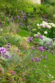 gardens, beautiful photos of gardens and flowers