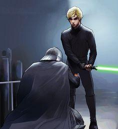 Son of Skywalker Star Wars Concept Art, Star Wars Fan Art, Star Wars Pictures, Star Wars Images, Sith Costume, Saga, Star Wars Jedi, Star Trek, Star Wars Drawings
