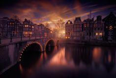 Photograph Keizersgracht - Amsterdam by Iván Maigua on 500px