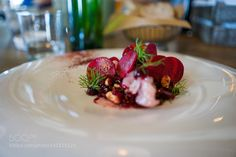 Beet and Fish Salad by nicolamastrandrea