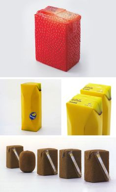 Packaging realista