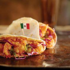 Disney Recipe: Shrimp Tacos - Mexico Pavilion at Epcot Food & Wine Festival - Doctor Disney
