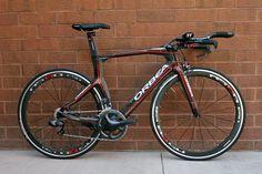Orbea Introduces Completely Revised 2013 Ordu Tri/TT Bike
