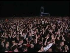 Pulp -- 'Common People', live. You can't buy feelings.