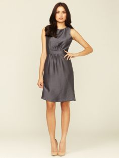 X-Ray Textured Cut-Out Dress by Cynthia Rowley on Gilt.com