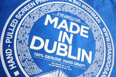 MADE IN DUBLIN