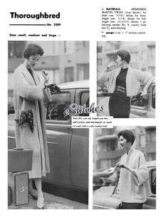 Knit PDF Pattern only. Available via instant download after purchase.  Vintage knit 1950s pattern for a Basic Any Length Raglan Sleeve Sweater Coat, Swing Cardigan or Bolero Sweater. Knit this coat any length you like, add pockets and martingale or cinch in at the waist with a wide leather belt.  Small (10-12), Medium (14-16), Large (18-20)  Size: 12, 14, 16, 18, 20 Bust: 30-31, 32-33, 34-35, 36-37, 38-39 Hip: 35-36, 37-38, 39-40, 41-42, 43-44  Materials Required: Yarn - Spinnerin Marvel…