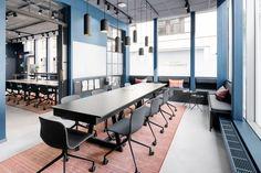 Swedish Match Corner Office by WorkShop The Retail Agency Stockholm  Sweden