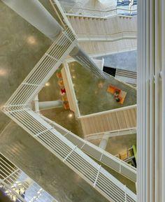 John and Frances Angelos Law Center / Behnisch Architekten + ASG