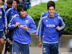 日本代表候補が国内組28選手でミニキャンプ:MF編(8枚)