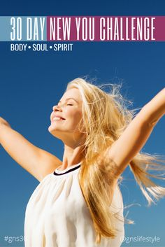 Join us for a 30 Day Journey to a Healthier Body, Soul & Spirit! FREE