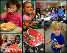 Our Day Care had an indoor picnic party for families, mothers, children and Durham Rescue Mission staff! We enjoyed delicious food and fun fellowship.
