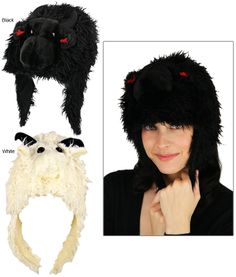 Tibetan Yak Hat  We all need one for the next cold snap!