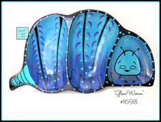 You are getting #sleepy! #Whimsical #GlowWorm by #EclecticDawnArts http://etsy.me/2fx3ERa via @Etsy #DifferenceMakesUs #nap