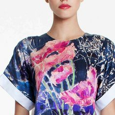 Detail from Frame Spring Top available on www.andreeabuga.ro