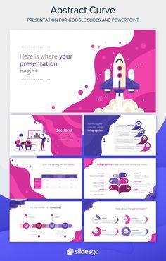 Presentation Slides, Presentation Templates, Blue Company, Layout Inspiration, 100 Free, Decoration, Creative Design, Infographic, Branding