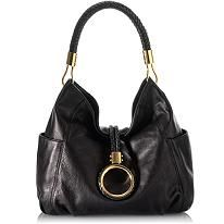 Michael Kors 'Skorpios' Ring Hobo Handbag