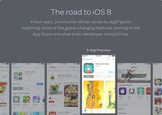 #Best Guide to iOS 8 App #Video Previews