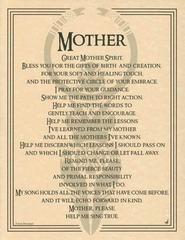Great Mother Spirit Poster