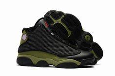 "d08e65d5ebd Buy 2019 Online Air Jordan 13 ""Olive"" Black Gym Red-Light Olive-White from  Reliable 2019 Online Air Jordan 13 ""Olive"" Black Gym Red-Light Olive-White  ..."