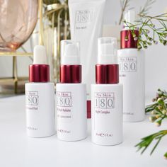 Nu Skin 180 Anti-Aging Skin Therapy System - Her Quarters Best Ager Model, Anti Aging Treatments, Skin Treatments, Vitis Vinifera, Aging Cream, Skin Care Regimen, Anti Aging Skin Care, Organic Skin Care, Good Skin