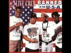 Freaky Nasty-WHEN I DIP YOU DIP---Definitely not 2 Live Crew as shown in the video.