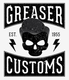 How To Create a Vintage Style Greaser T-Shirt Design; GREAT Illustrator tips