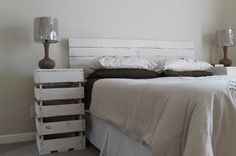 Wood Pallet Furniture | Furniture made from recycled wooden pallets - furniture - Claremont ...