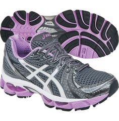 01a462e7f1a Asics Women s Gel-Nimbus 13 Grey Violet Good condition - broken in but  still in good shape. Please feel free to leave a comment with any questions  or to ...
