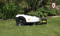 Groupon - Robot tosaerba con filo perimetrale in grado di lavorare fino a 3000 m² Mythos Top programmabile con App. Prezzo deal Groupon: €1.099