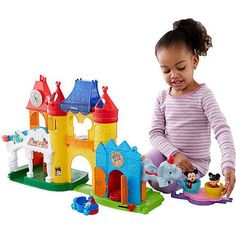 #walmart Fisher Price Little People Discover Disney Only At Walmart - $25.2 (save 50%) #fisherprice #toys #playsets