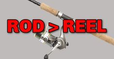 Why Your Spinning Rod Should Always Cost More Than Your Reel Fishing Tips, Spinning, Hand Spinning, Indoor Cycling