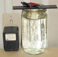 We chose to buy a generator instead of making one, but it doesn't take many supplies or much skill to make your own. My advice is to make one that runs on batteries so that you can make Colloidal Silver even if the power is out -- March Skill of the Month: Make your own colloidal silver