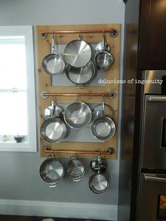 Hometalk | 12 brilliant ways to store your pots and pans