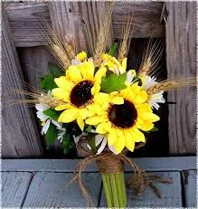 sunflower decorations -