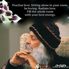 Osho Quotes On Life, Rumi Quotes, Affirmation Quotes, Wisdom Quotes, Positive Quotes, Awakening Quotes, Spiritual Awakening, Osho Love, Love Energy