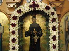 Πνευματικοί Λόγοι: Συγκλονιστικό Θαύμα: Έβλεπε τον Άγιο Εφραίμ ζωνταν...