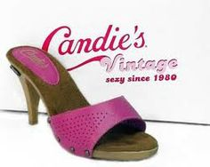 I so wanted Candies shoes but even I understood that they'd have been ridiculous on dorky me.