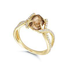 Unity by Diamond in the Rough  #wedding #fashion #jewelry