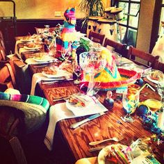 Cinco de Mayo birthday fiesta party by Beth Beattie