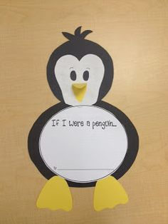 First Grade Smiles: Penguins, Penguins, Everywhere!!!