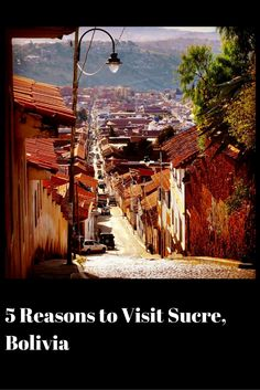 Sucre is a place where travellers plan on spending a few days, but those days often turn into weeks. Discover the places and activities that captivate visitors. Pin this to read now or later and start planning your trip.
