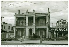 Esplanade Stkilda 1959