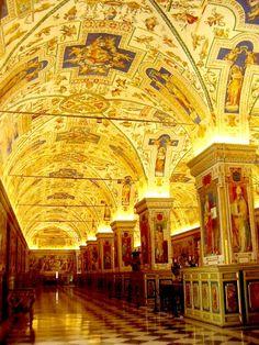 Vatican Museum - Vatican, Vatican City