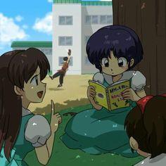 Ranma Saotome Akane Tendo RANMA 1/2 by Abril Giselle #3486940 | i ...